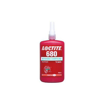 Loctite 680 Very High Strength Fast Cure Retaining Compound