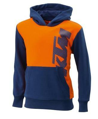 Ktm Kids Vert Hoodie Brand New Genuine Powerwear Xs