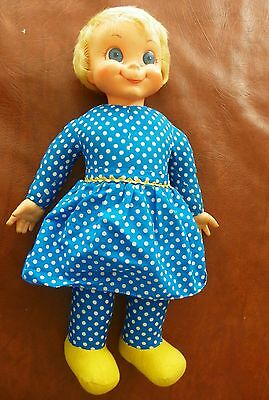 Vintage Mattel 1967 Original Mrs. Beasley Doll- Talks! Restored! See Video