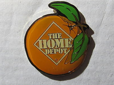 home depot collectibles home depot orange lapel pin