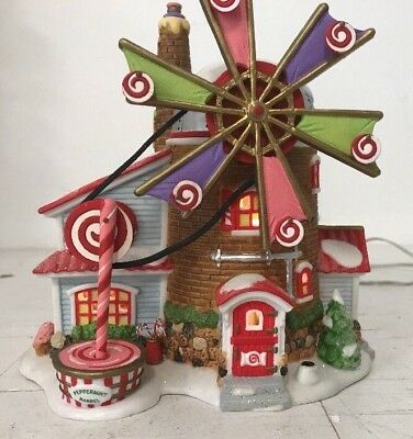 Department 56 ~ The Christmas Candy Mill. ~ North Pole Series ~  #56762