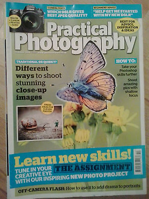 Practical Photography October 2011.