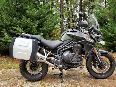 2013 Triumph Other  2013 Triumph tiger explorer 1200 xc