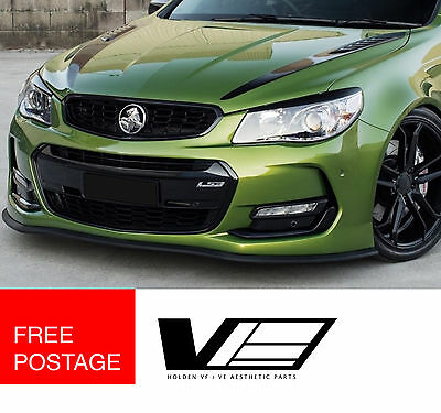 Holden VF VE SS SV6 HSV UTE WAGON CALAIS Front Bumper Lip Skirt Splitter Kit