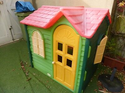 Little Tikes Evergreen Country Cottage Playhouse