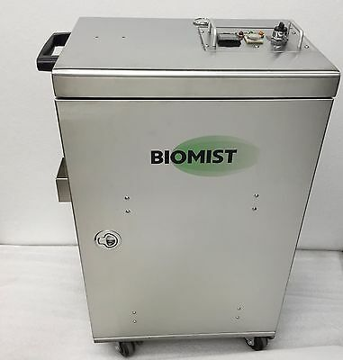 Mint BioMist SS20 Power Sanitizing System / 2 Available /   4 Month Warranty