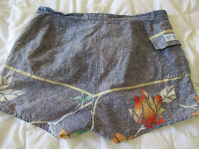 VTG 70s Op Ocean Pacific Board Surf Shorts _Dogtown- Size 33