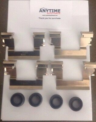Commodore Ve Vf Front Pbr Brake Caliper Hardware Kit