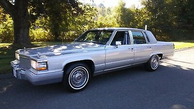 1992 Cadillac Other  1992 Cadillac Brougham