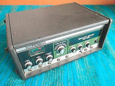 Roland RE-150 Space Echo - 80's Vintage 201 Jr - Fully Maintained - B288