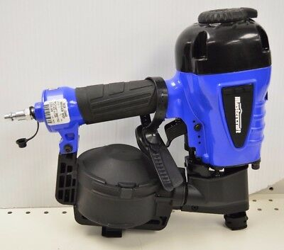 (26571) Mastercraft Coil Roofing Nailer