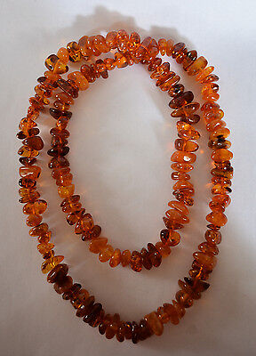 Gorgeous Lithuanian Amber Necklace