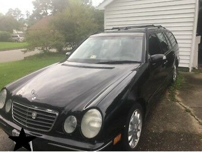 2002 Mercedes-Benz E-Class E320 2002 Mercedes-Benz E320 Wagon