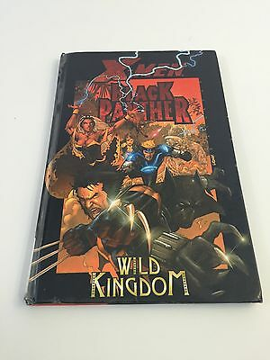 X-Men / Black Panther: Wild Kingdom USED TPB Book Marvel Comics