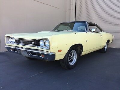 1969 Dodge Super Bee  1969 Dodge Super Bee 383 4 Speed