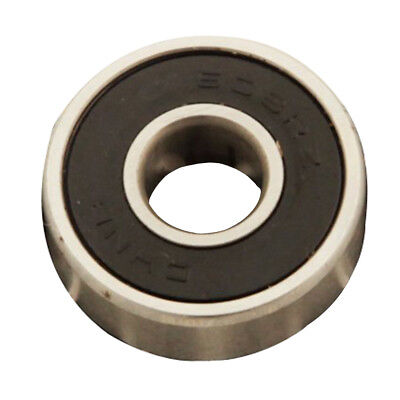 bearing oil Skateboard parts both sides rubber shield 608RS 8 pieces/set PK D4I2