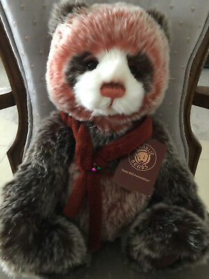 """Dixie * Charlie Bears 2015 Plush  * 19"""" New With Tags"""