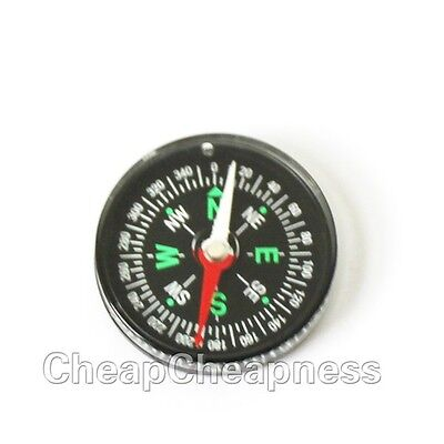 Attractive Fad 40mm Clear Camping Compass Hiking Outdoor scouts  Compass 3C