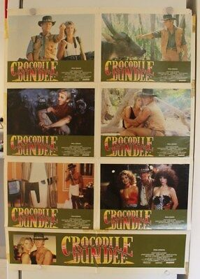 Crocodile Dundee - Original Movie Poster
