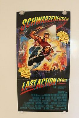 Last Action Hero - Original Movie Poster