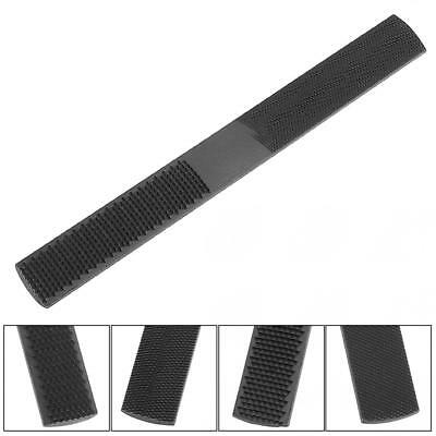 4 In 1 Carbon Steel Rasp File Half Round Carpentry Hand Tools for Woodworking