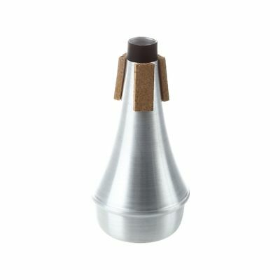 Practice Trumpet Straight Mute aluminum for Trumpets Jazz Music PK V2G3