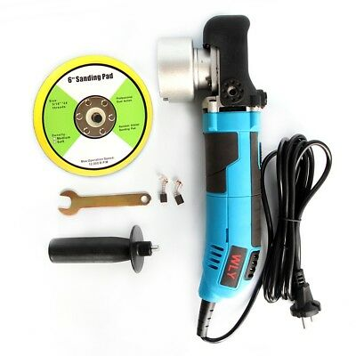 NEW Electric Dual Action Shock and Polishing Machine Car Polisher Cleaner 220V