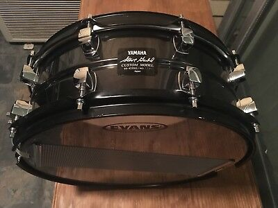 Yamaha Steve Gadd signature snare drum in great condition
