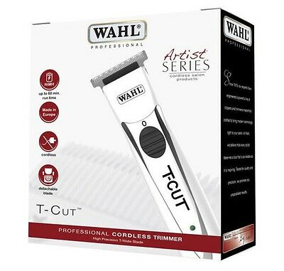 Wahl Professional 5 Star T-Cut Rechargeable Shaver/trimmer (8591-839)