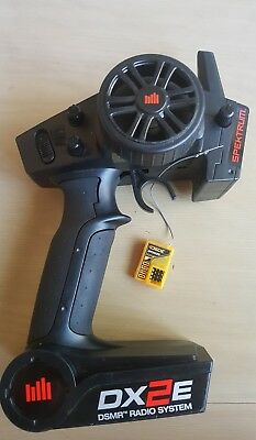 spektrum dx2e and receiver in great condition