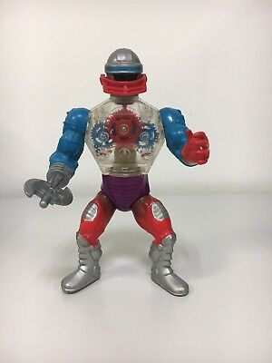 Masters of the Universe Figur ROBOTO inkl. Waffe / He-Man / MOTU / 1984