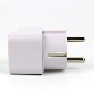 US UK AU To EU Europe Home Wall Travel Charger Power Adapter Converter Plug Sale