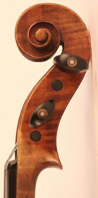 alte feine geige labeled Bisiach 1896 violon old violin cello viola 小提琴 ヴァイオリン