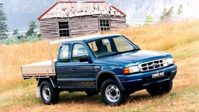 Ford Courier Ranger 1998-2006 Workshop Service Repair Manual - Fast & Free
