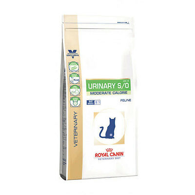 Royal Canin Vdiet Cat Urinary S/O Moderate Calorie - 9 Kg