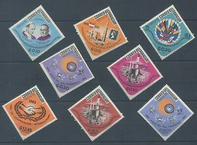 3577. Paraguay. Space. Cooperation. MNH.