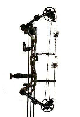 "30-60lb Bear Archery 27"" draw hunting compound bow"