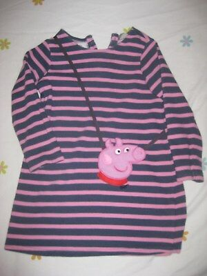 NextPeppa Pig Girls Age 2-3 Autumn and Winter Dress