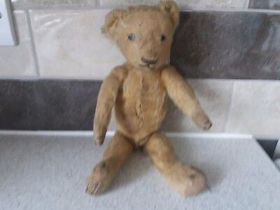Vintage Merrythought Jointed Teddy