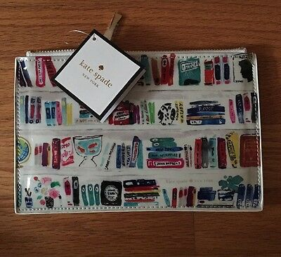 KATE SPADE - Pencil Pouch -  Set - Six Pieces Included!