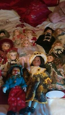 pot dolls collection only