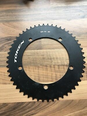 Token Track Chainring 52t 144bcd