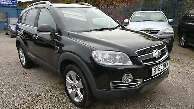Chevrolet Captiva 2.0VCDi ( 150ps ) ( 7st ) LTZ - FINANCE AVAILABLE