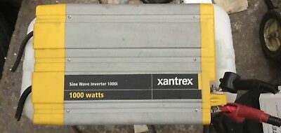 Xantrex pure  sine wave inverter 1000w