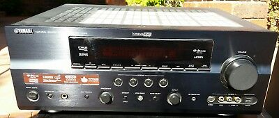 Yamaha Natural Sound AV Receiver RX-V663
