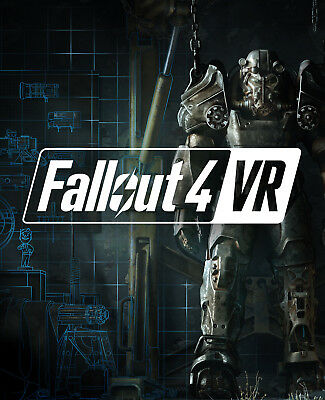 Fallout 4 VR - PC Global Play Not Key/Code - Günstigst