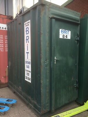 7ft 9' Container/Kiosk