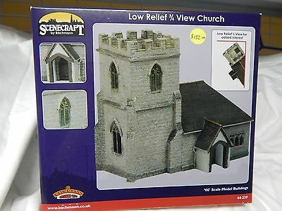Bachmann Scenecraft Three Quarter Church ref 44-239