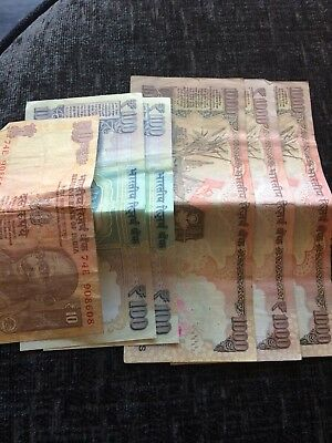Indian Rupees (No Reserve)