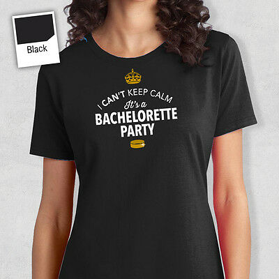 Bachelorette Party T Shirt Bridal Gift Present Hen Do Wedding Party
